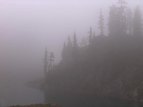 40-Upper Anderson Lake Fog