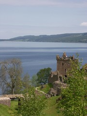 loch ness 1 (johngretton71) Tags: girls sexy castle art naked nude scotland breasts advert seduction lure brilliance cheating gullibility