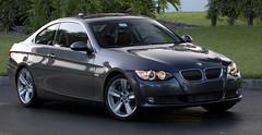 BMW 335i Coupe (i) (the_ward) Tags: auto car bmw motorsports luxury coupe sportscar e92 335i copyright20012007bybrandonwardallrightsreserved