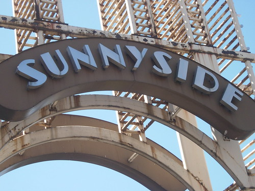 Welcome to Sunnyside, Queens!