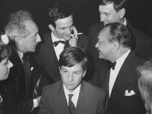 Truffaut Cannes 1959