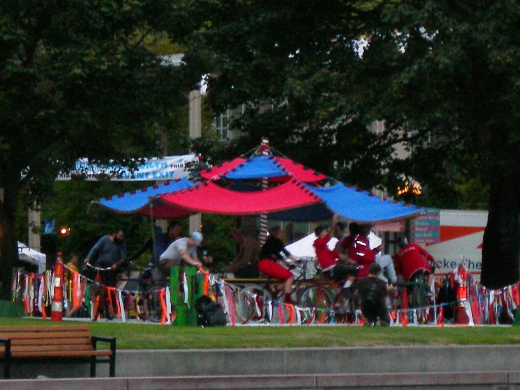 2007-08-31 Bumbershoot Carousel (1)
