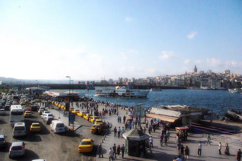 eminonu , istanbul