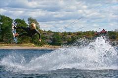 Rider: Sigve Botnen (Marius Arnesen) Tags: kite norway kiteboarding fluid larkollen kitecontest