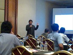 Harry @ Seminar IndocommIT 2007