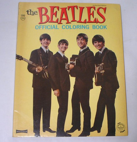 beatles_coloringbook