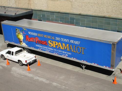 Spamalot Trailer