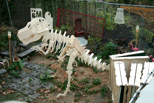 Ten Foot Tall T-Rex