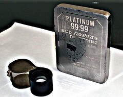 Indonesian Platinum (Mangiwau) Tags: metal bar indonesia switzerland stash election president fake bank presidential stamp management jakarta seal rogue scandal obama platinum hussein kkn elect sukarno wealth pak nepotism corruption presiden fund barack bung elected ingot bapak husein soekarno menteng kpk suharto collusion pgm soeharto nepotisme korupsoi