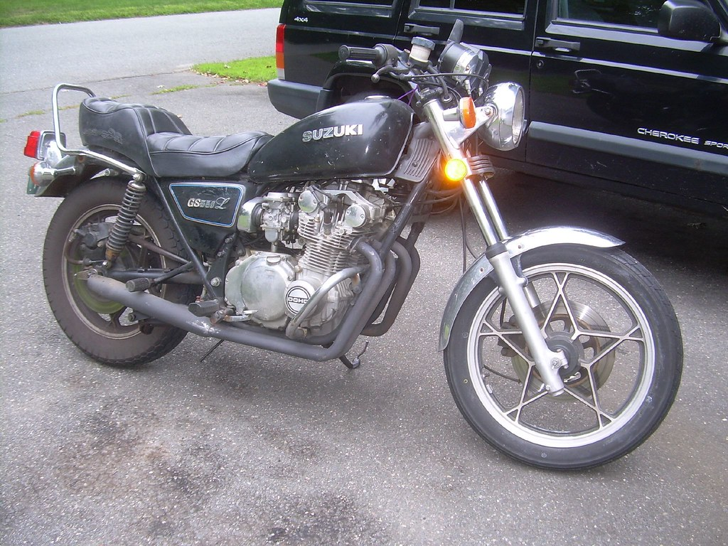 1982 Suzuki GS550L