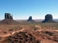 Monument Valley (NyToul) Tags: monument vacances valley navajo monumentvalley 2007