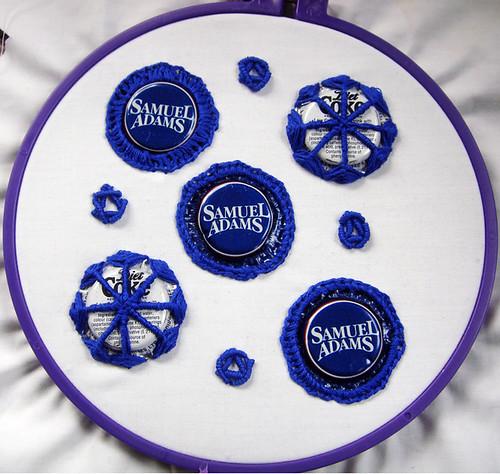 Shisha Stitch Experiment