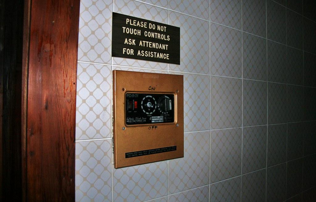 Customized sauna control