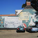 2010 FIW Chapel Hill - Mural on West Franklin St