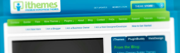 iThemes : Business WordPress Themes Since 2008