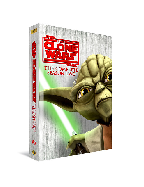 Clone Wars Season 2 DVD Box Set