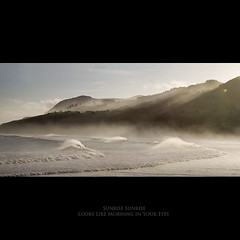 Day Two Hundred Sixty Three (Seb Huruguen) Tags: morning light panorama france luz beach beautiful canon project landscape eos lights early big spain october surf waves lumire wave playa surfing daily spanish riding 7d pro l 365 usm seb billabong paysage espagne pays basque f28 ef euskadi personnal quik 2010 riders sebastien mundaka projet 70200mm huruguen