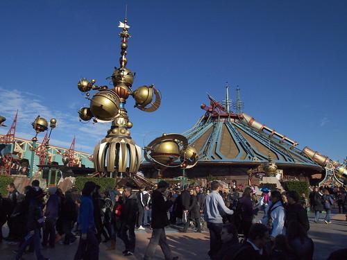 Disneyland atractions