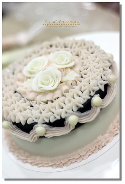 天使媽媽蛋糕皂課程 052