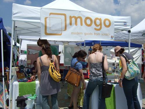Mogo at RCF 2007