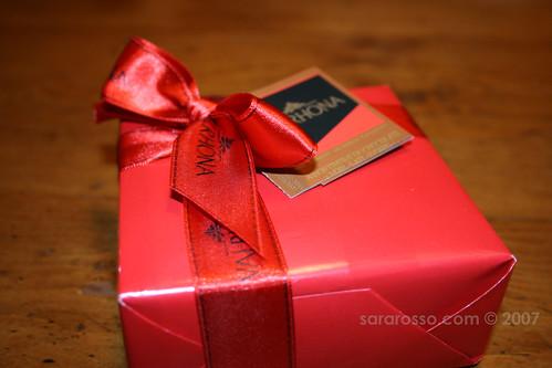 Valrhona Box