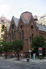 NYC - Cavalry Episcopal Church by wallyg, on Flickr