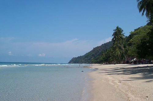White Sands beach, Ko Chang Thailand