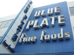 blue plate fine foods (anthonyturducken) Tags: new blue print lost restaurant foods orleans louisiana no neworleans fine plate gone there extinct yat blueplate mosaic1 new dere  gern goneaway finefoods print8x10 printforsale away bluemosaic aint art street upperline top20blue streetart gone more aintderenomore ainttherenomore graffiti can one shrine gern gone yat lost extinct