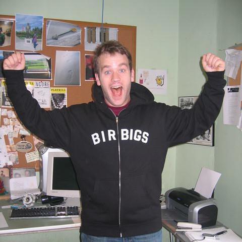Mike Birbiglia Yeah!