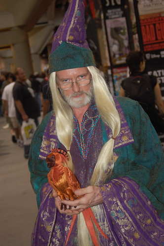 Comic Con 2007: Dumbledore