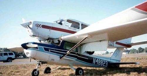 حوادث طائرات من غرائب و عجائب الحوادث