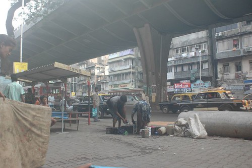 A Bridge to Far Bhendi Bazar