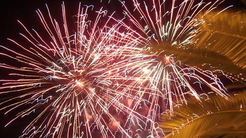 fireworks by Dominik Susmel, on Flickr