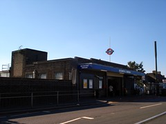 Picture of Becontree Station