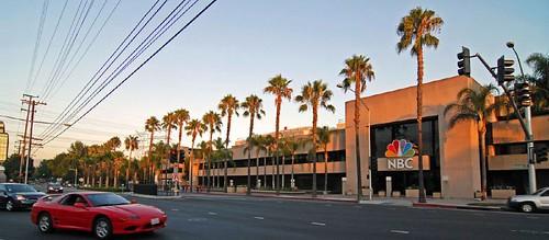 Beautiful Downtown Burbank 001r by tomspixels.