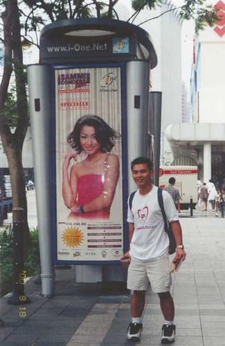 Sammi in Singapore! ^o^