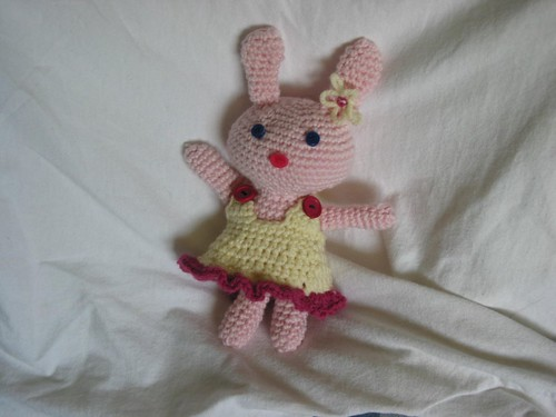 Mabel Bunny and Co Book by Wool Couture | 375x500