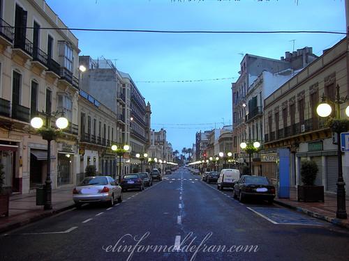 Avenida Juan Carlos I Rey