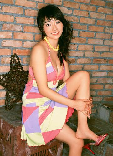 Kaori Manabe japanese preteen models