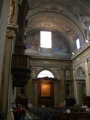 Interior del santuario (marioschilman) Tags: caravaggio