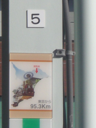 佐原駅/Sawara station