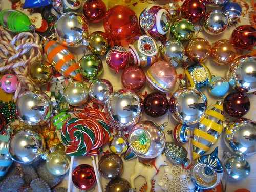 Ornaments off the Tree
