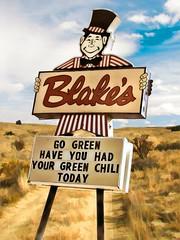 Et tu, Blake? (rovingmagpie) Tags: chile newmexico albuquerque blakes lotaburger greenchili greenchile blakeslotaburger