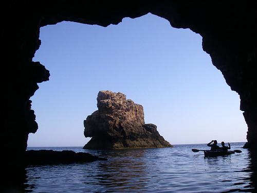 Vuelta a Menorca en kayak 10