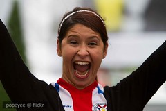 Paraguay (Popeyee) Tags: world pictures africa cup sports fan photo football foto photographer emotion image photos fifa soccer south watching picture images celebration paraguay fans futebol celebrating 2010 sudafrica