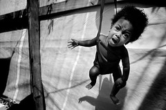 MSF, HAITI (Michal Novotny) Tags: haiti child carrefour msf malnutrition mdecinssansfrontires doctorswithoutborders