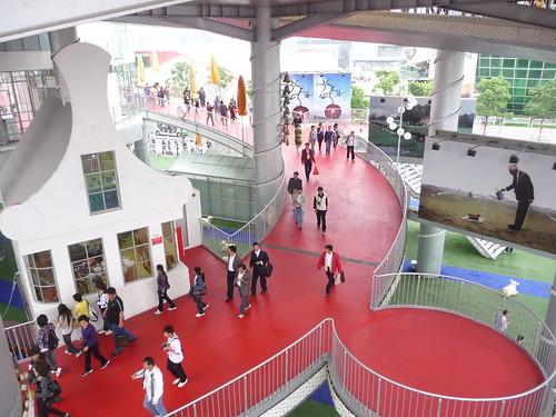 Dutch Pavilion at World Expo 2010