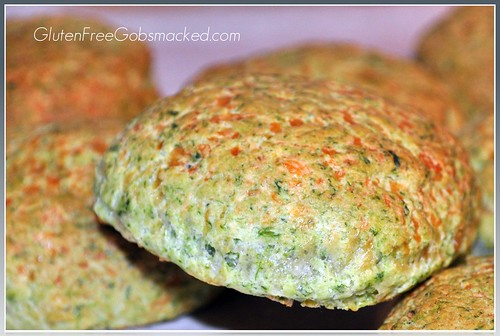Gluten Free Spinach Cheese Bread