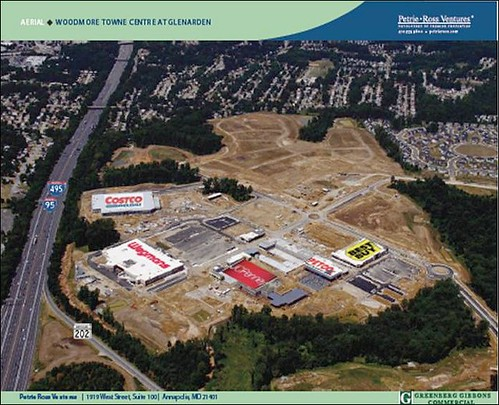 Woodmore Towne Center at Glenarden (via media package by Petrie Ross Ventures)