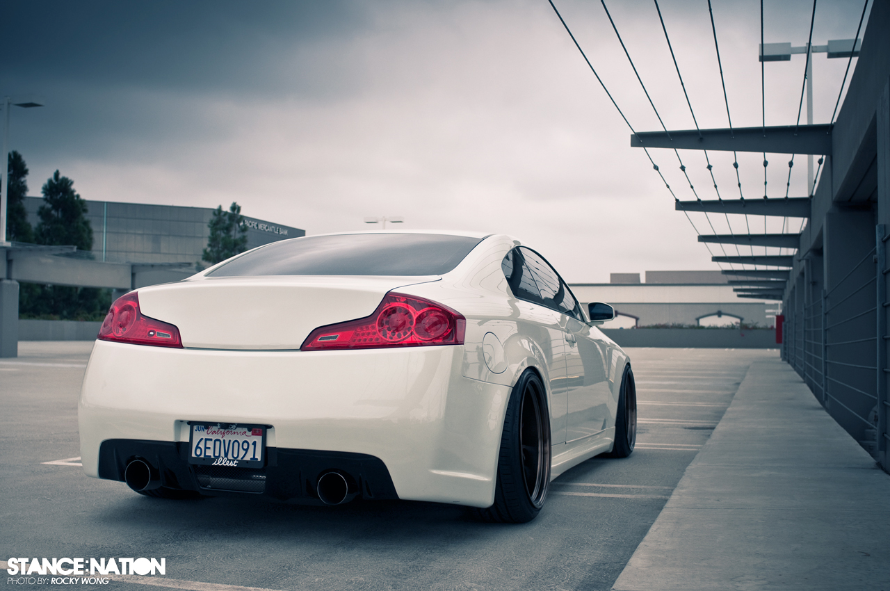 Stance Nation G35 Stance Nation Feature
